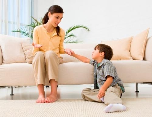 Palabras Adecuadas para Manejar Conductas en los Niños