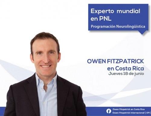 Owen Fitzpatrick en Costa Rica